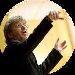 Martin Folz dirigiert